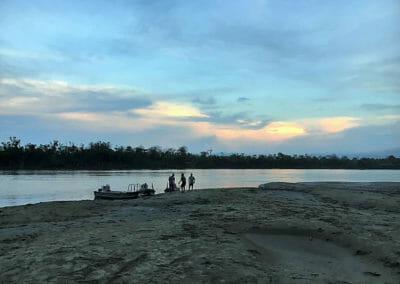 amazon-sunset