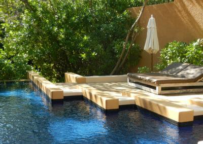 Banyan Tree - villa plunge pool
