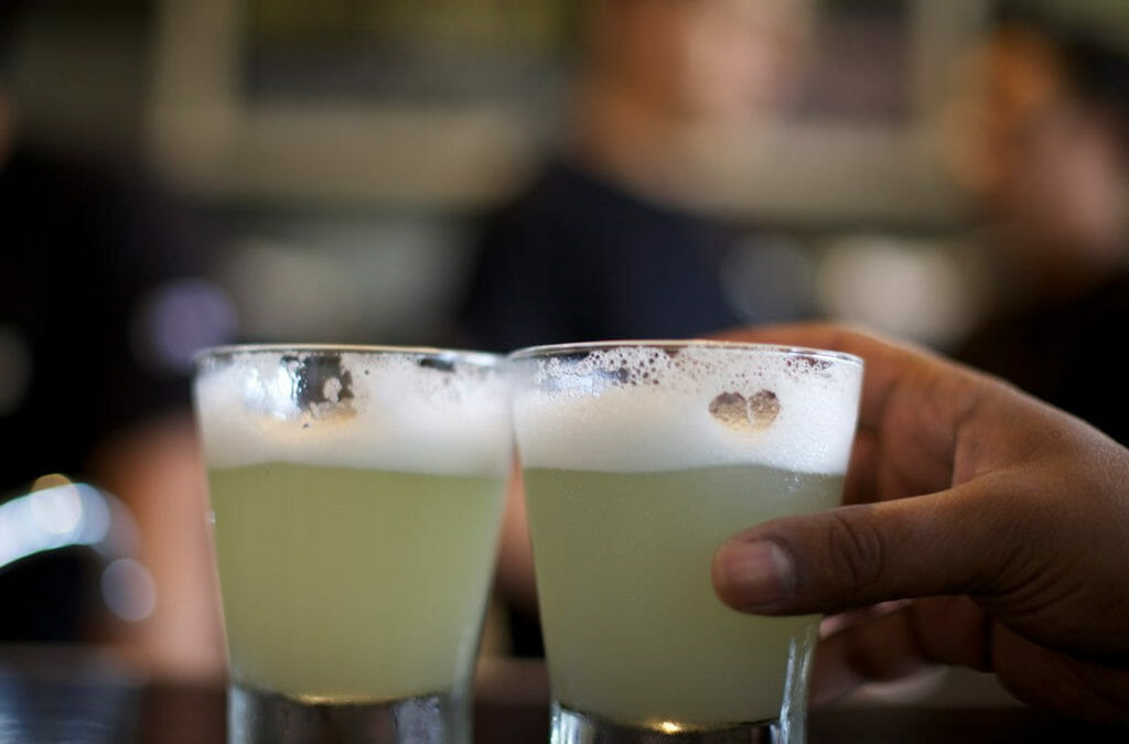 How to Make an Authentic Peruvian Pisco Sour