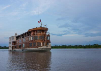 Delfin II, Amazon River Cruise Ship, Delfin Cruises