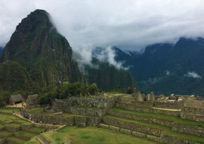Machu Picchu Mist