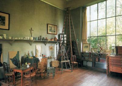 Cezanne-studio