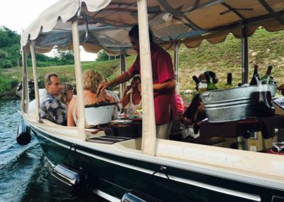 Bespoke Cocktail Cruise among the mangroves, Banyan Tree Mayakoba, Mayan Riviera