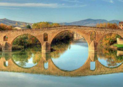 Bridge along the Camino