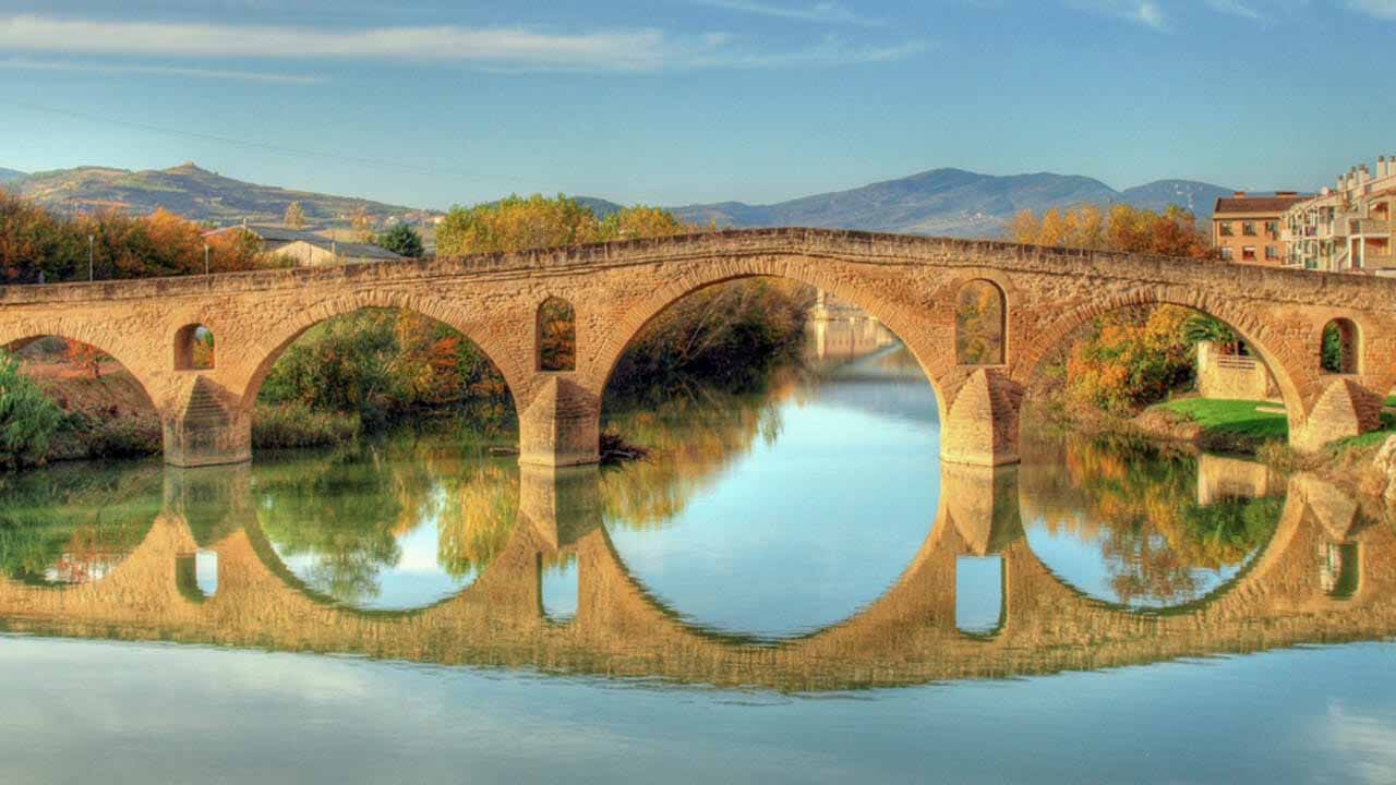 Bridge along the Camino