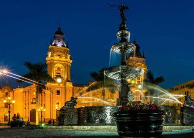 Historic City Centre, Lima, Peru