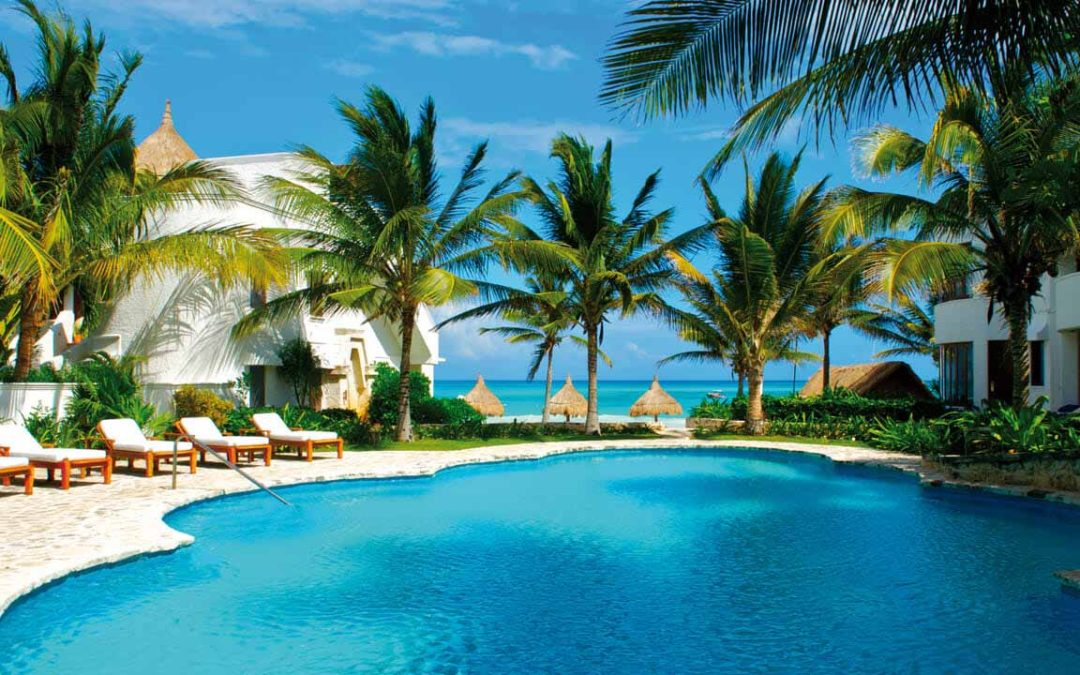 Escape the cold and snow with a trip to Mexico's beautiful Mayan Riviera