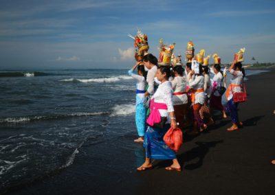 Melasti Ceremony, Bali