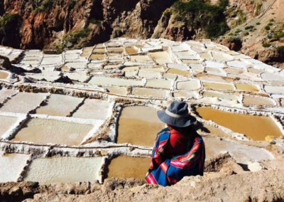 Moray Salt Flats, Sacred Valley, Peru