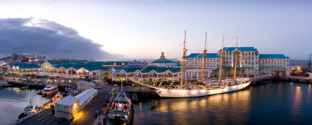 Table Bay Hotel, Cape Town, South Africa