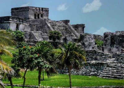 Ancient Ruins of Tulum, Mayan Riviera