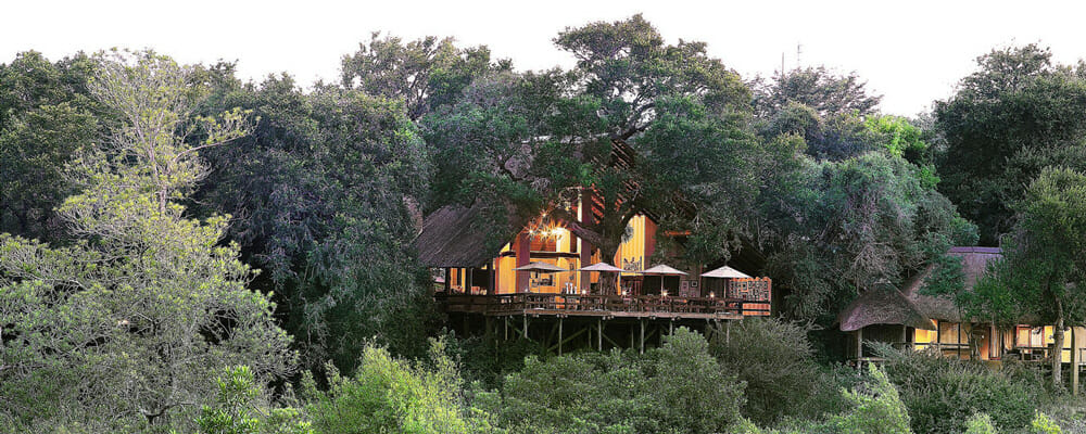 Varty Camp, Londolozi Private Game Reserve, South Africa