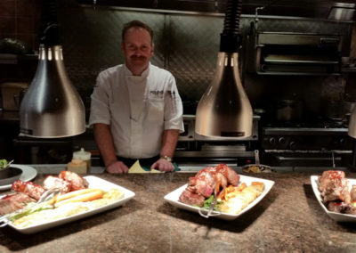 Executive Chef, Tecca Restaurant, , JW Marriott The Rosseau Muskoka Resort & Spa
