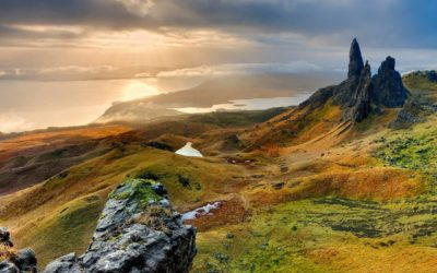 TAKE THE ROYAL MILE TO SCOTLAND