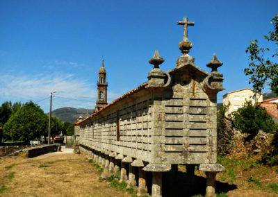 El Camino de Santiago Orreo