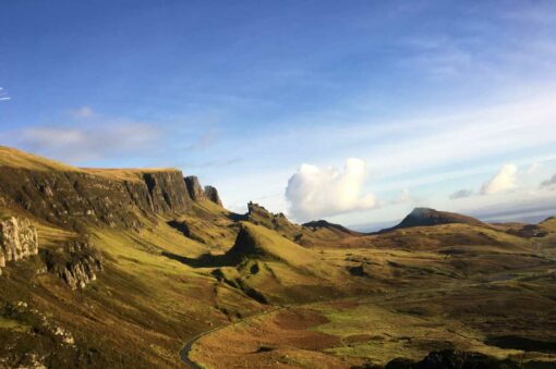 Scotland Isle of Sky