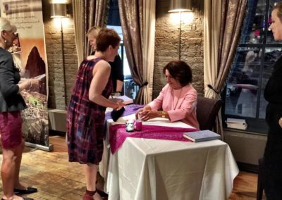 Divine-by-Design Travel Advisory Board – Margaret Trudeau Event