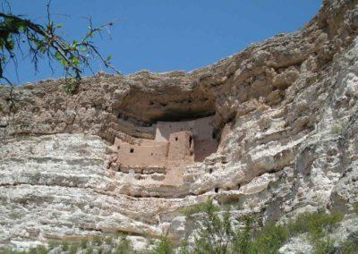 Montezuma's Castle National Monument, Arizona