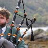 Scotland Bagpiper