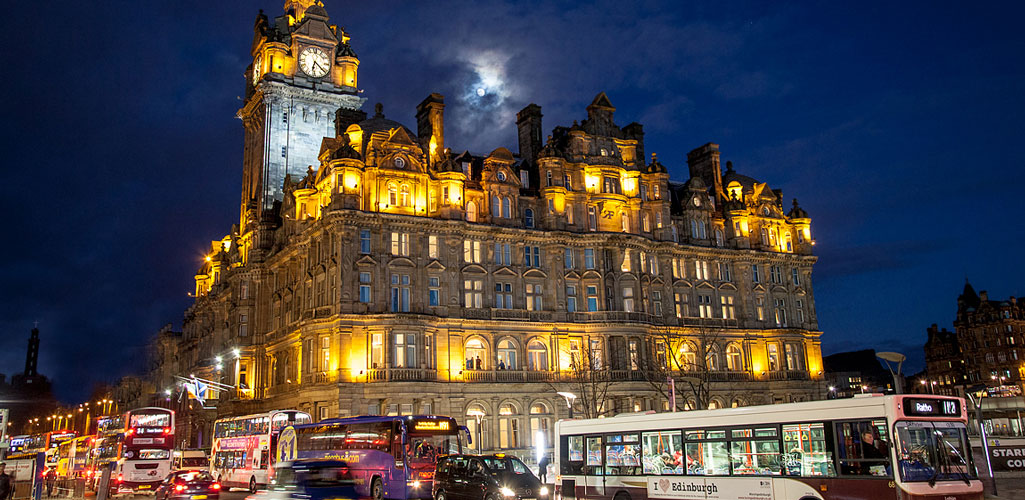 The Balmoral Hotel Edinburgh