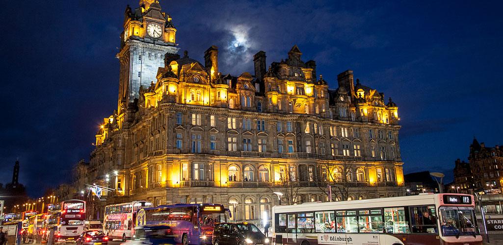 The Balmoral Hotel Edinburgh