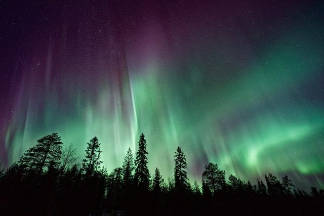TCCC Northern Lights in Nunavut
