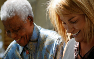 Inspiration for Changing the World via a Virtual Visit to South Africa