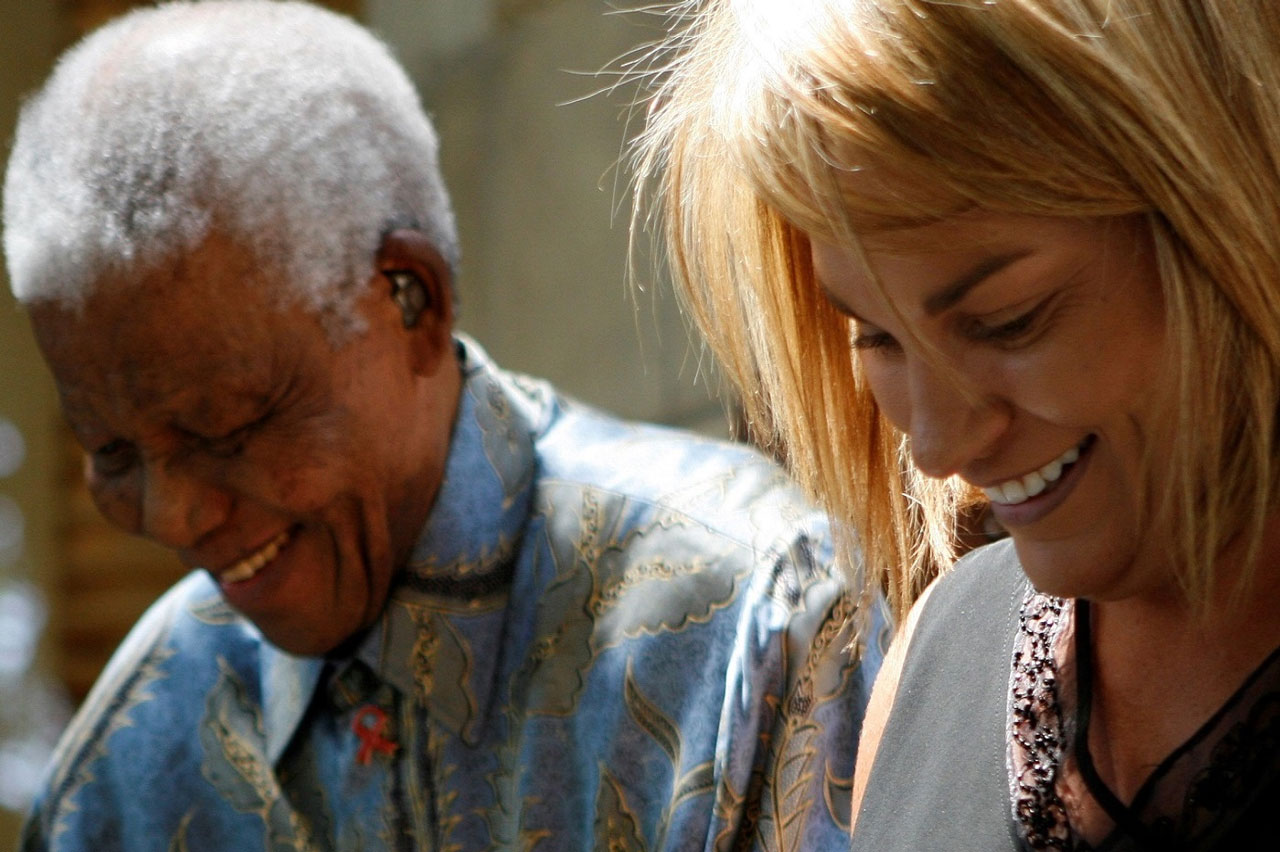 Zelda & Mandela