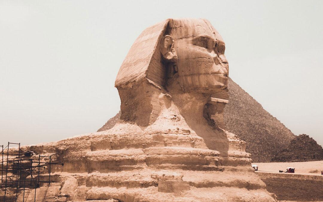 Pyramid Power  in DeNile – Inside Egypt
