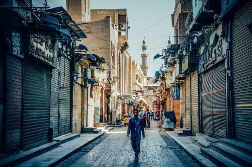 Cairo Streets