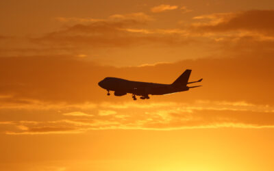 Lessening the Impact of Flying on the Environment