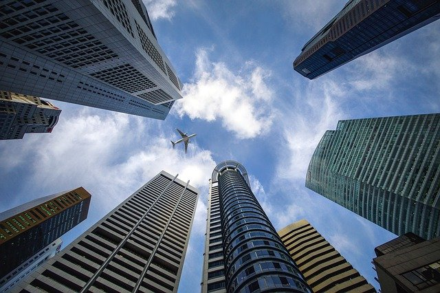 Lessening the Impact of Flying on the Environment -Skyscrapper