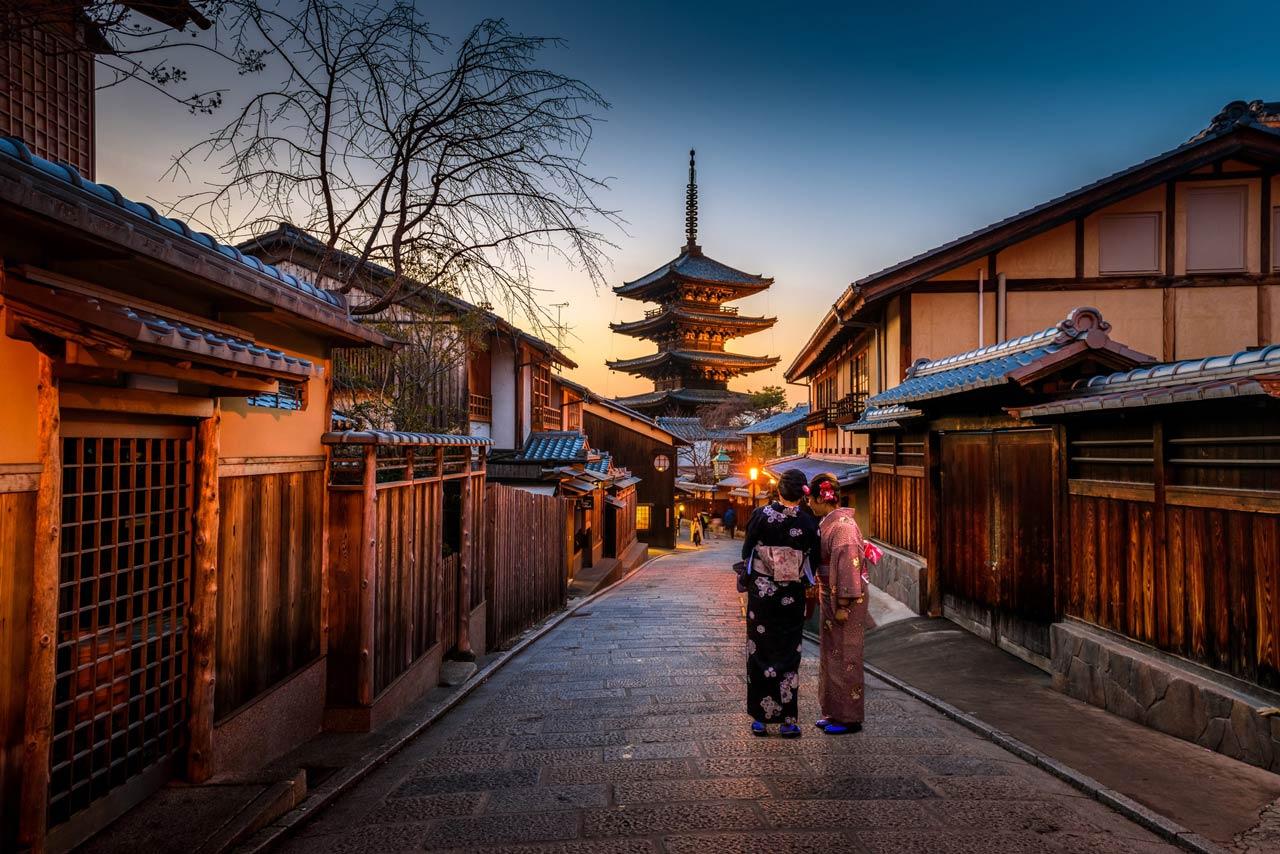 Maiko-San, Kyoto