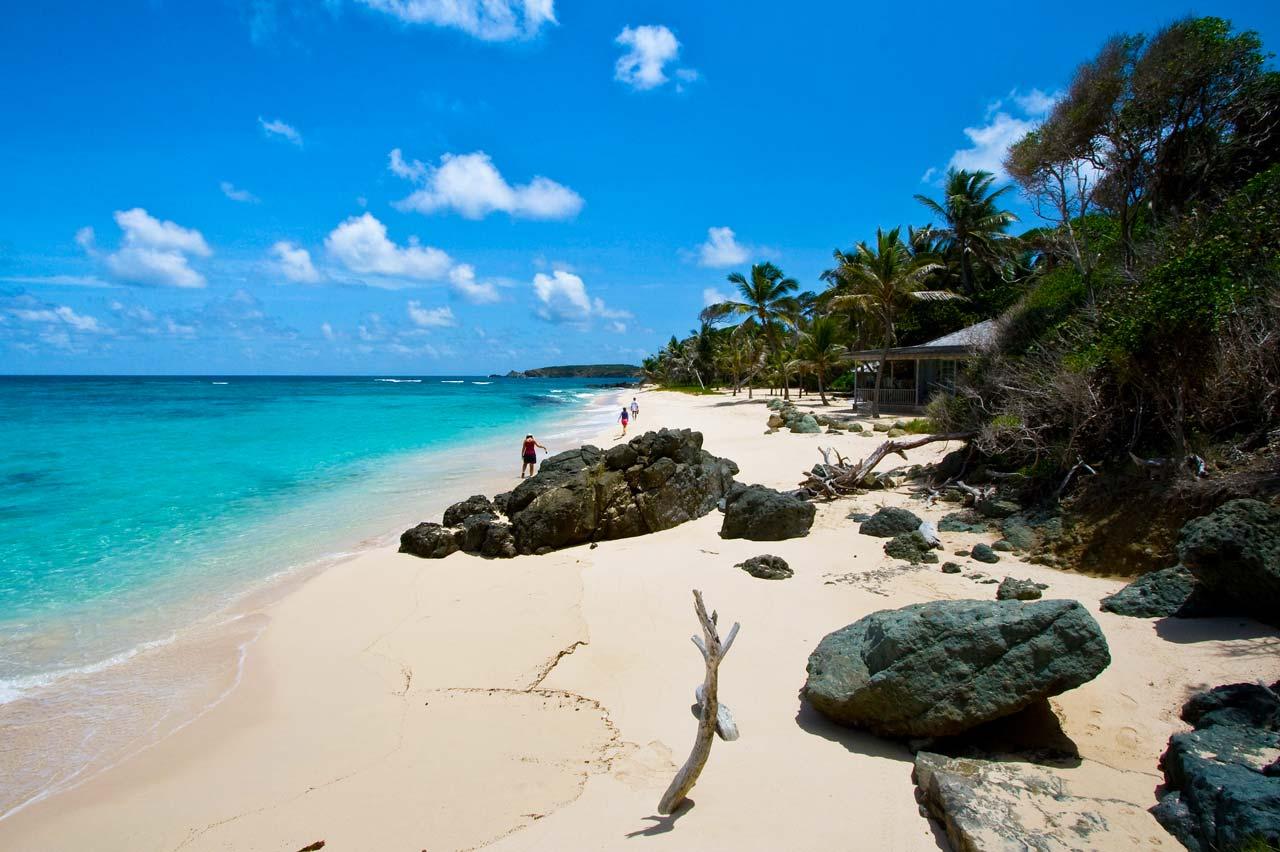 Simplicity Beach, Mustique
