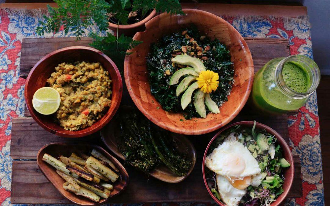 Montebello : Feed Your Dosha